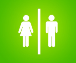 Pictograms Green Background