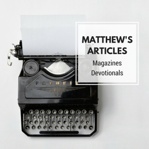matthew's podcasts