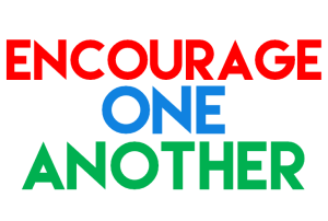 encourage one another logo