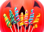 Twisted Candy For Halloween Trick Or Treat