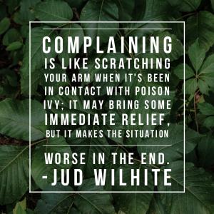 Complaining Wilhite